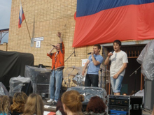 вяземская рэп-группа «Nom!Nal» WWW.MGORV.RU
