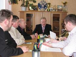 Заседание жилищной комиссии при Администрации Вяземского городского поселения, г. Вязьма