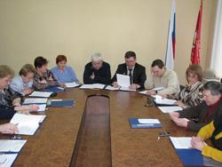 Совет депутатов Вяземского городского поселения, г. Вязьма