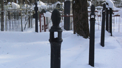 Случай вандализма на Екатерининском кладбище, г. Вязьма