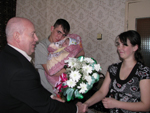 Подарки для новорожденной вязьмички 2010 года, Вязьма