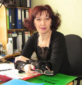 Баврина Л.И. - ведущий специалист отдела экономического развития