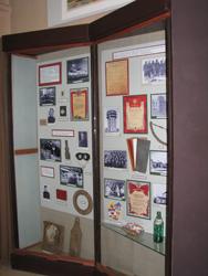 Экспозиция «Вязьма - годы мира, 1945 - 1955»