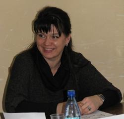 Инна Васильевна Демидова