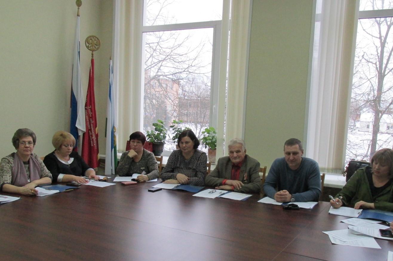 58-е заседание Вяземского районного Совета депутатов пятого созыва