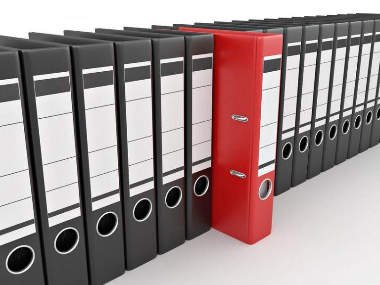 Отчет архивного отдела Администрации муниципального образования