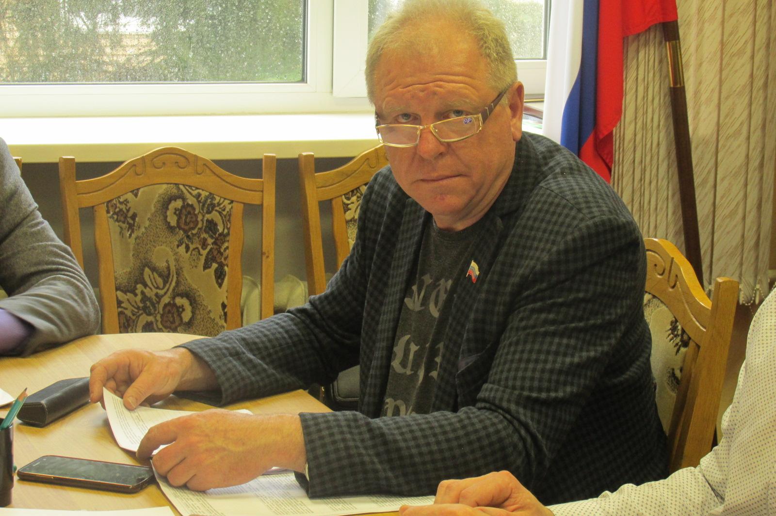 ОТЧЕТ о работе постоянной комиссии Вяземского районного Совета депутатов  по законности, правопорядку и контролю органов местного самоуправления за 2018 год