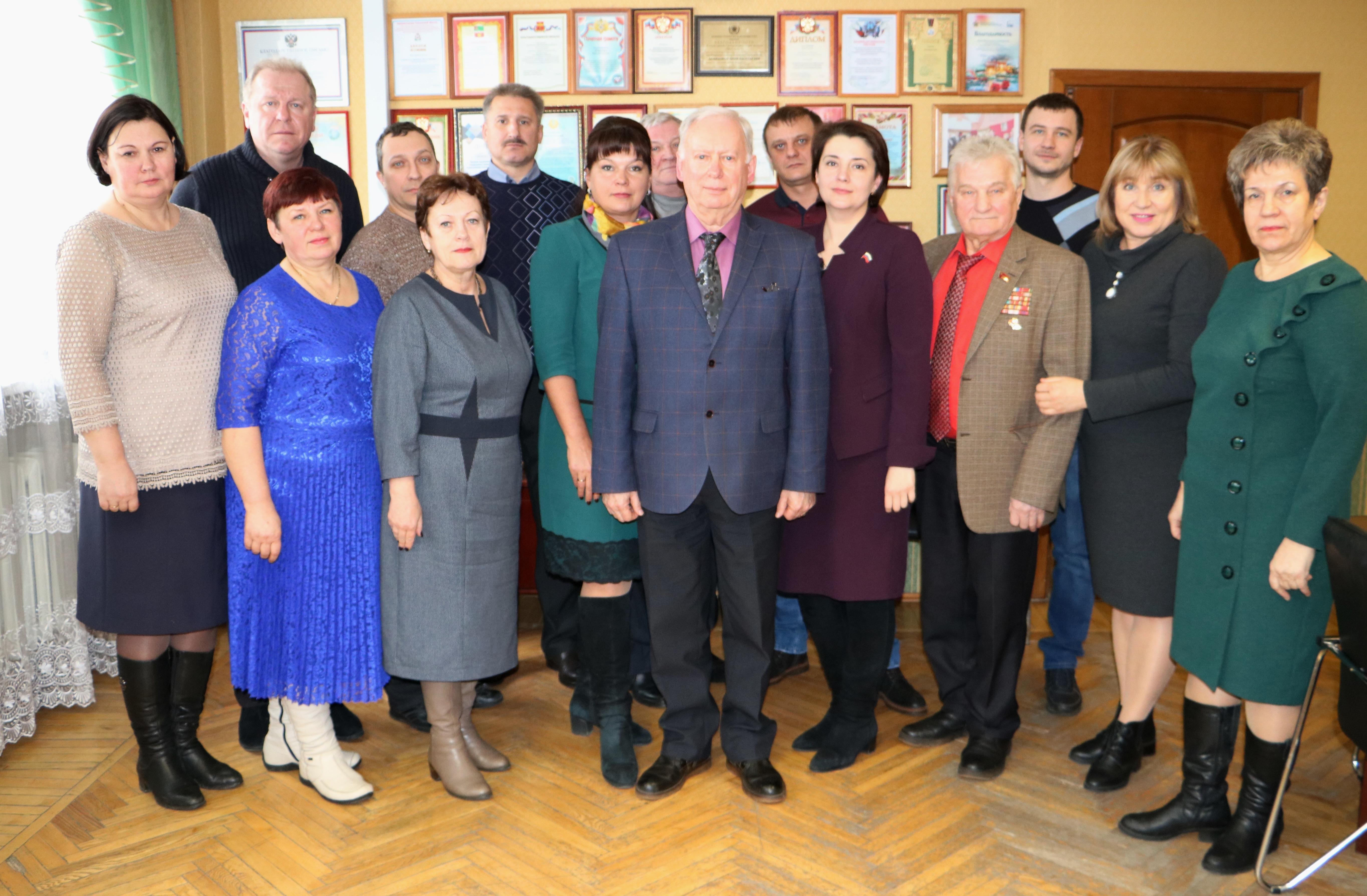 Председатель Вяземского районного Совета депутатов П.В.Хомайко досрочно сложила полномочия