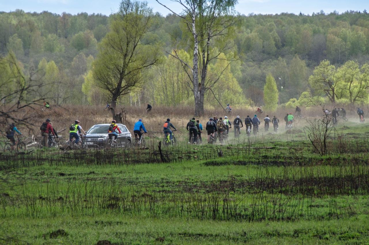 В Вязьме открыт Велосезон 2019