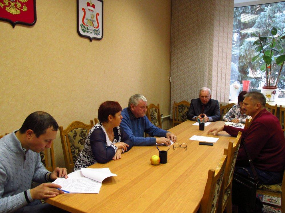 Заседание постоянной комиссии   по промышленности, предпринимательству, сельскому хозяйству и природопользованию