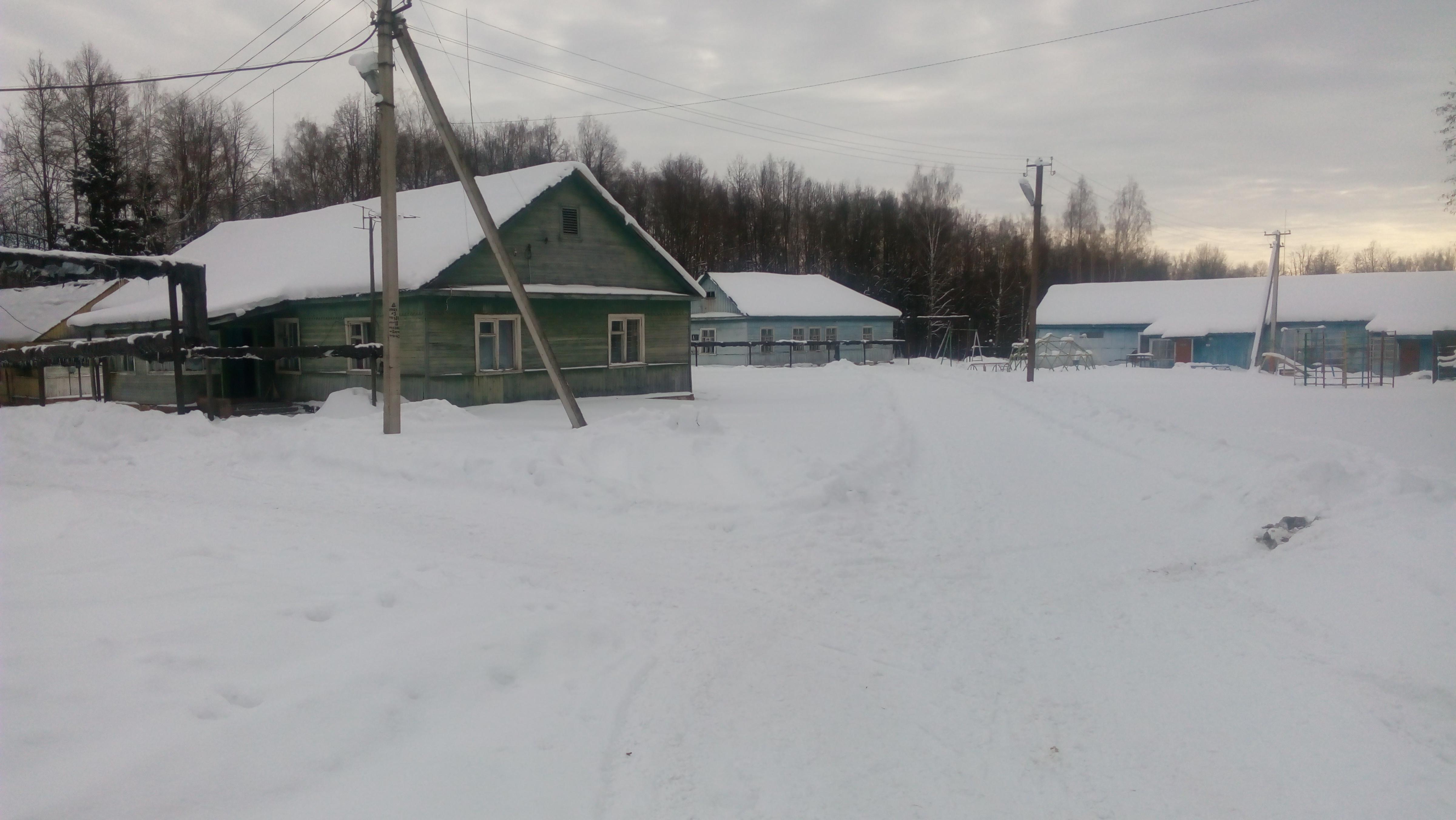Рабочая поездка депутатов в сельское поселение