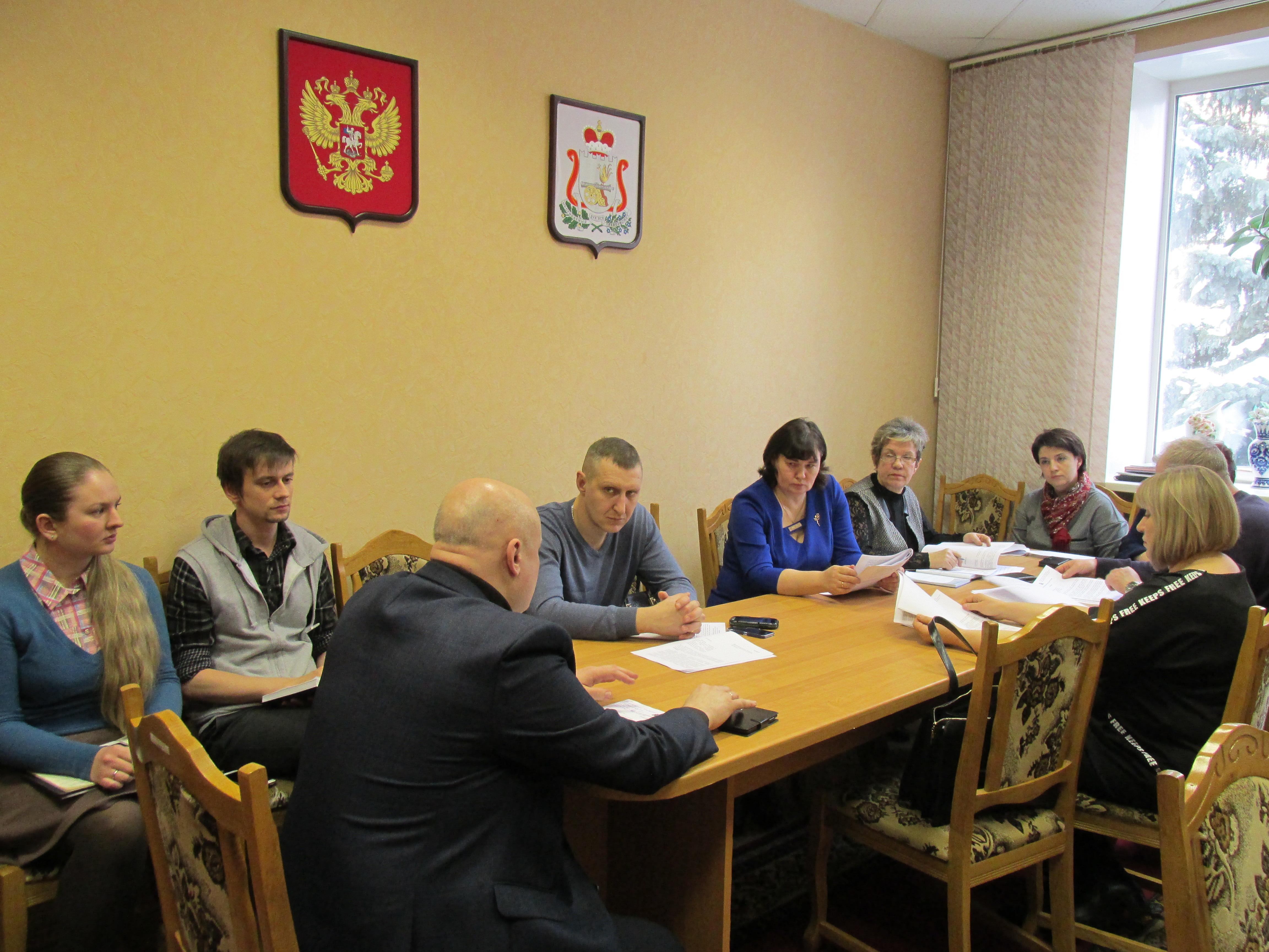 Заседание постоянной комиссии по законности, правопорядку и контролю органов местного самоуправления