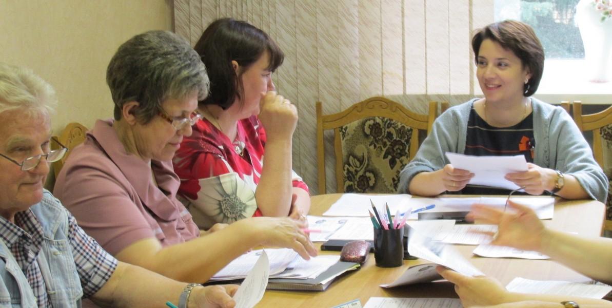 Заседание постоянной комиссии по социальной политике Вяземского районного Совета депутатов