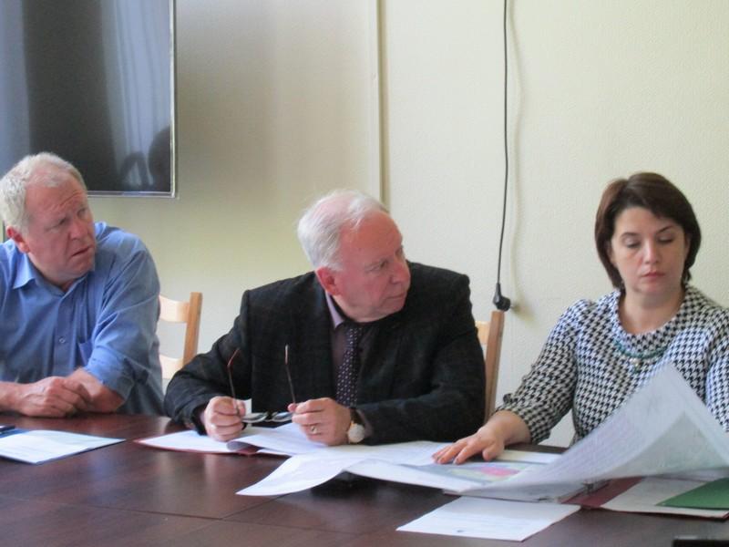 51-е заседание Вяземского районного Совета депутатов