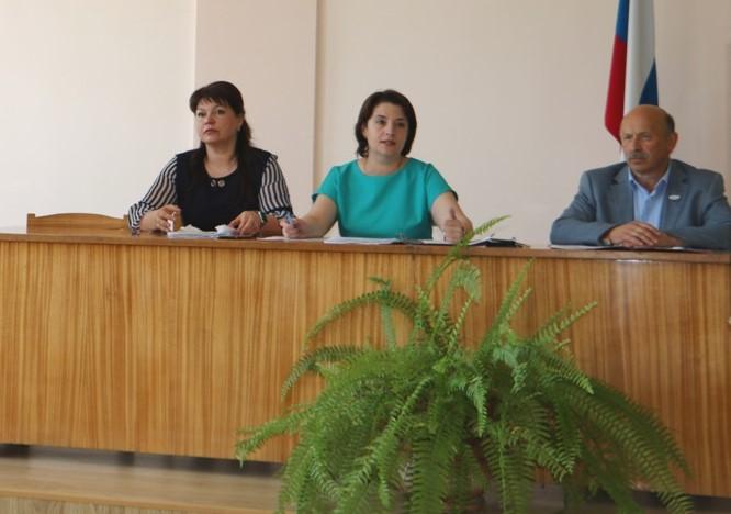 Депутаты заслушали Отчет Главы муниципального образования