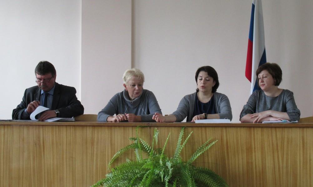 Публичные слушания об исполнении бюджета муниципального образования «Вяземский район» Смоленской области за 2017 год
