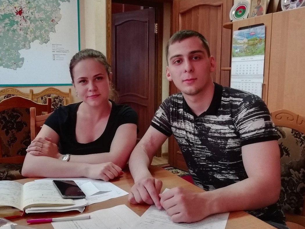 Очередное заседание молодёжного парламента при Вяземском районном Совете депутатов