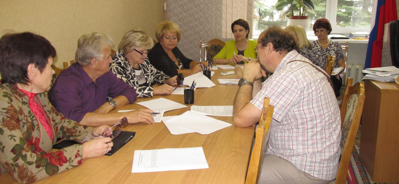 Заседание постоянной комиссии по социальной политике
