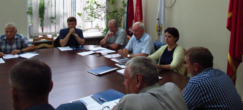 42-е заседание Вяземского районного Совета депутатов