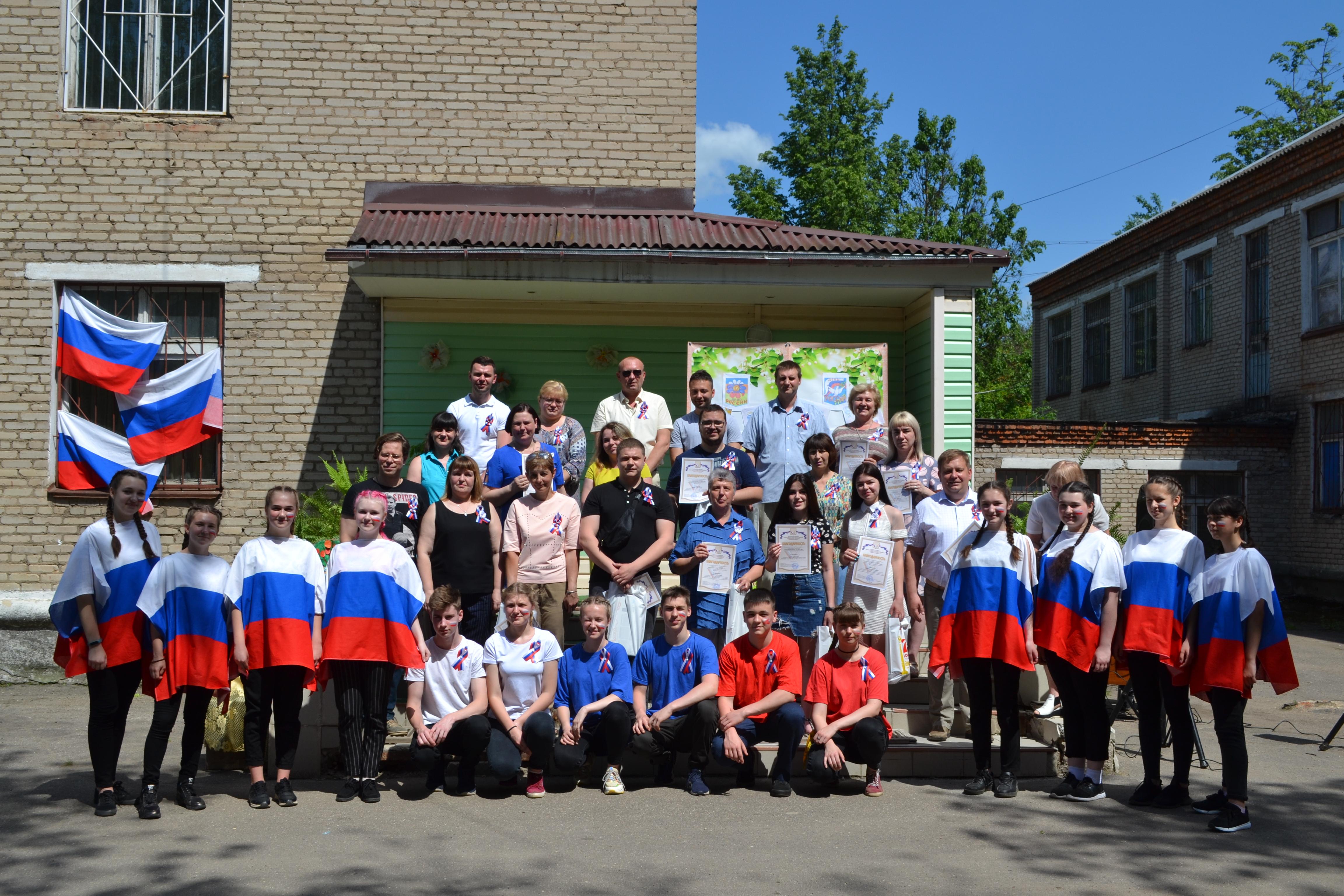 О результатах совместной деятельности  Вяземского районного Совета депутатов и Муниципального волонтерского штаба Вяземского района по итогам 2020 года.
